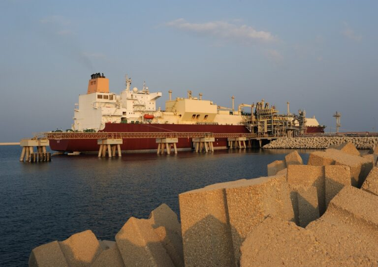 Mundra LNG Terminal receives Cargo from Qatargas